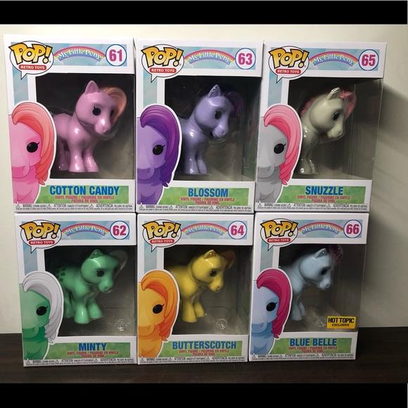 My Little Pony Funko Pop Lot